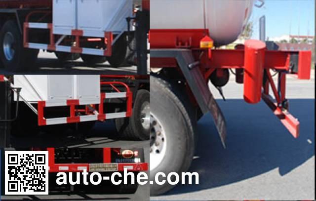Jinbi PJQ9401GYQC liquefied gas tank trailer