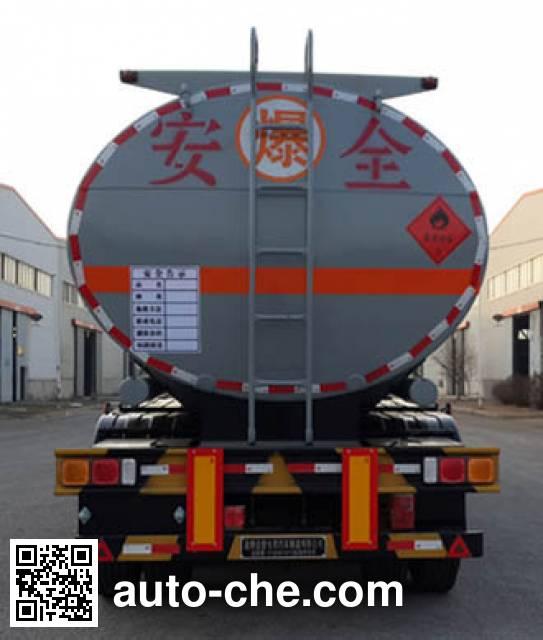 Jinbi PJQ9401GYY oil tank trailer