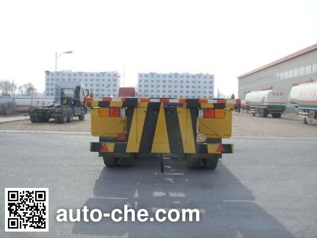 Jinbi PJQ9401TJZ container transport trailer