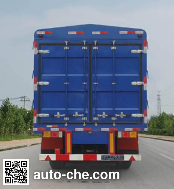 Jinbi PJQ9403CCYD stake trailer