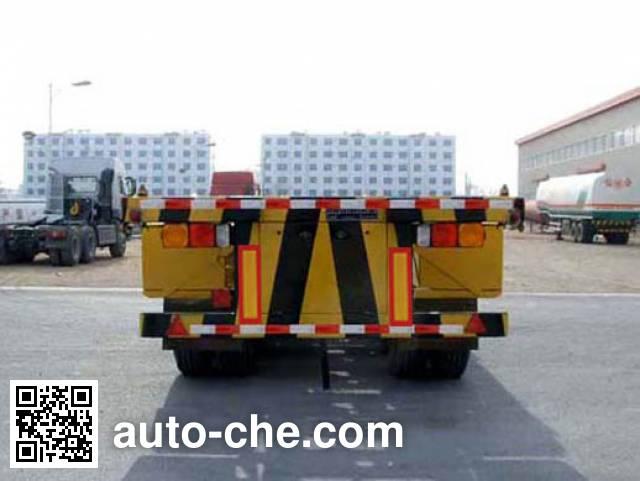 Jinbi PJQ9403TJZ container transport trailer