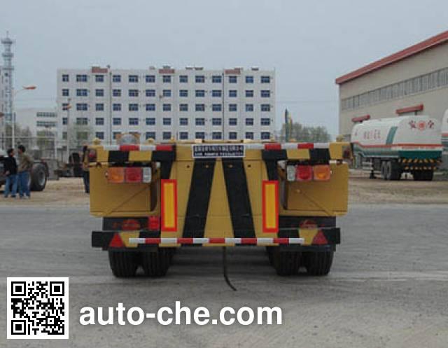 Jinbi PJQ9404TJZ container transport trailer