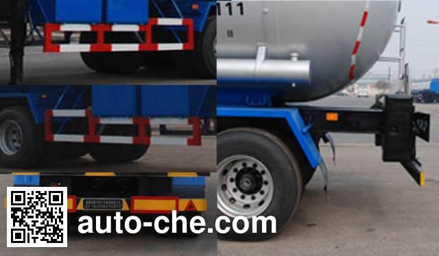 Jinbi PJQ9405GYQB liquefied gas tank trailer