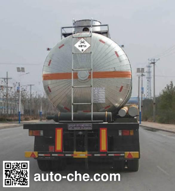 Jinbi PJQ9406GYQB liquefied gas tank trailer