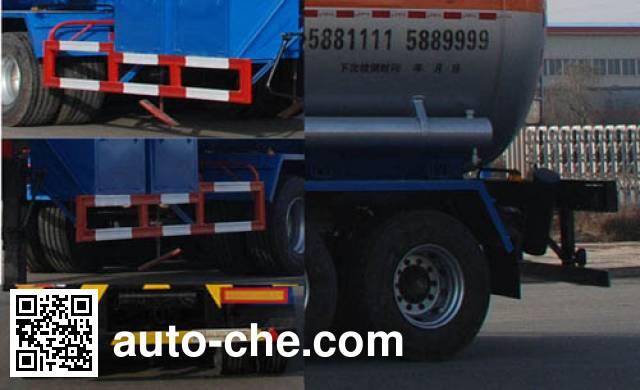 Jinbi PJQ9407GYQ liquefied gas tank trailer