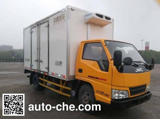 安源牌PK5040XLC5冷藏车