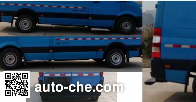 安源牌PK5040XXYBEV纯电动厢式运输车