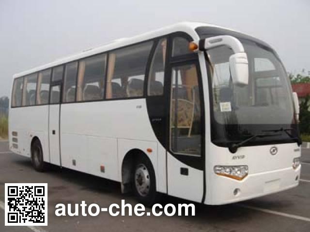 安源牌PK6100A豪华旅游客车