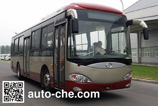 安源牌PK6100PHEV混合动力城市客车