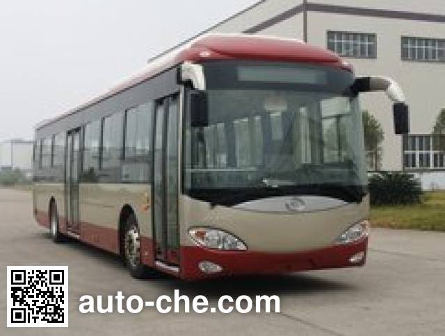 Anyuan PK6101BEV electric city bus