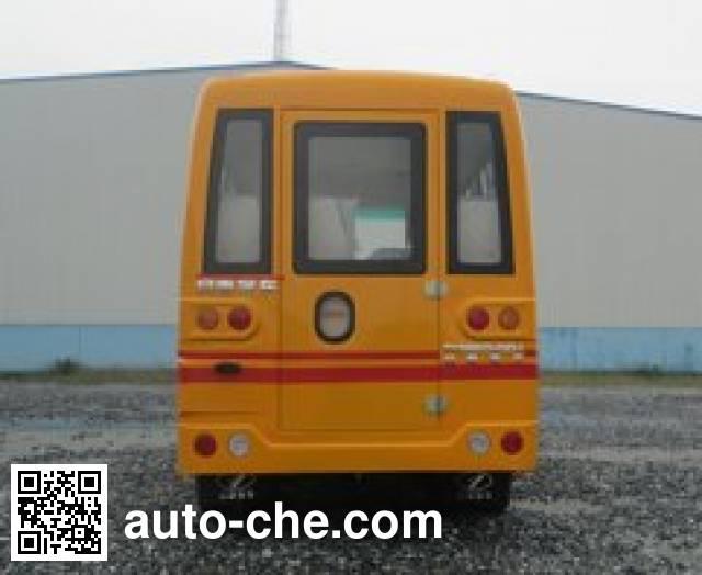 安源牌PK6550HQD4轻型客车