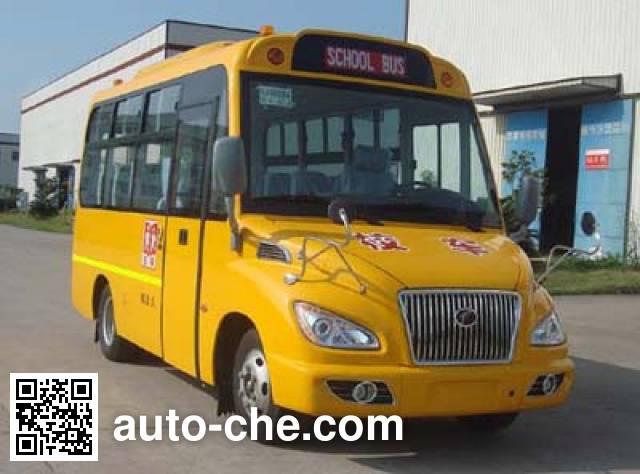 安源牌PK6580HQX小学生专用校车