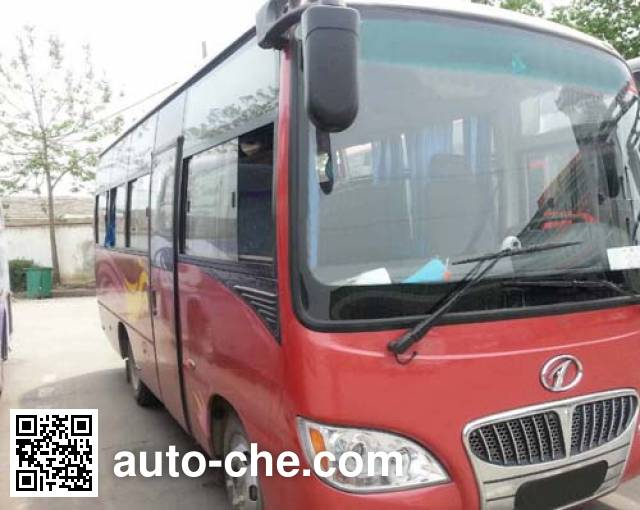 安源牌PK6608EQ5N客车