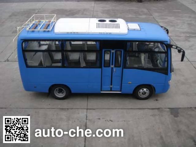 安源牌PK6608HQD4轻型客车