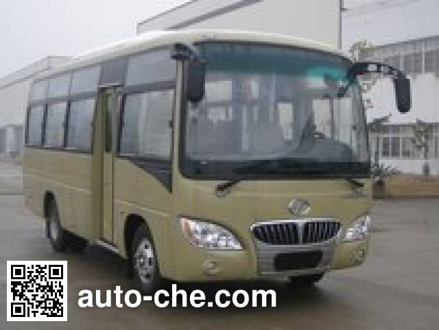 安源牌PK6680HQD4客车