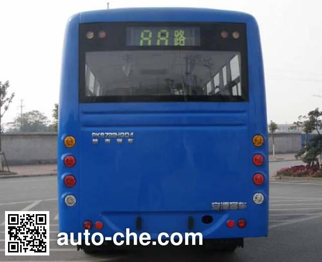 安源牌PK6722EQ5N城市客车