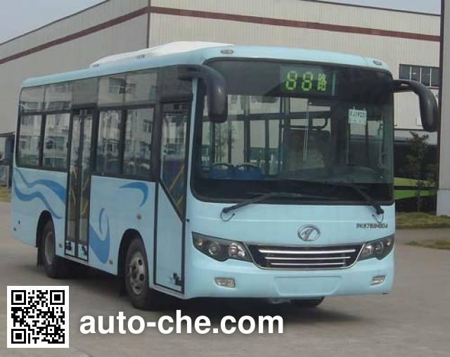 安源牌PK6763HQD4城市客车
