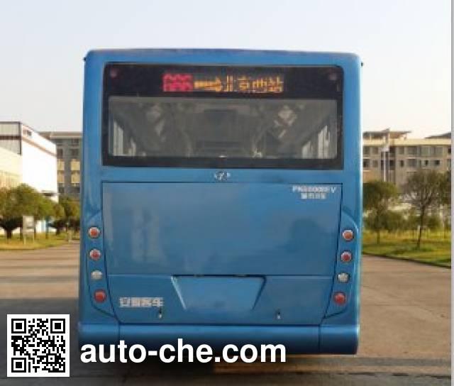 安源牌PK6800BEV纯电动城市客车