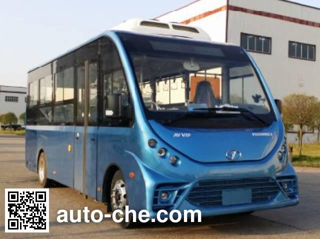 Anyuan PK6800BEV electric city bus