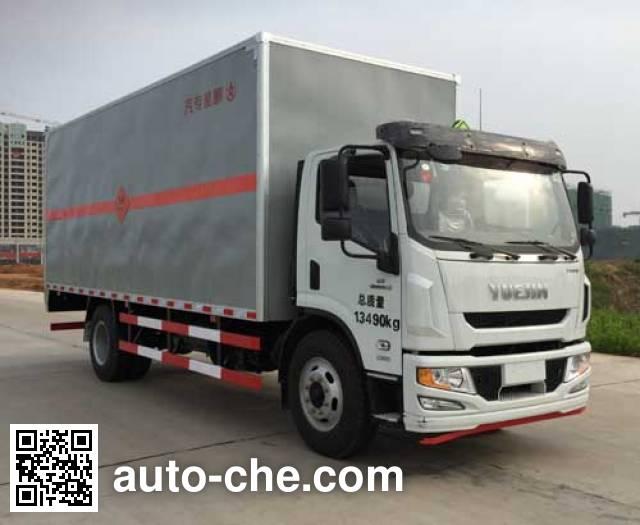 Pengxiang Sintoon PXT5130XYN fireworks and firecrackers transport truck