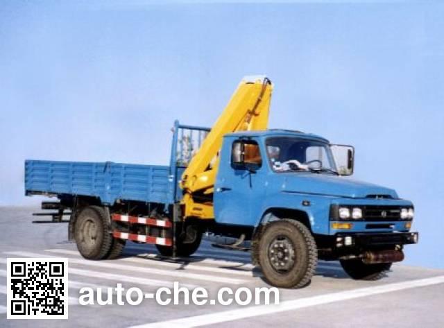 Puyuan PY5090JSQ3A truck mounted loader crane