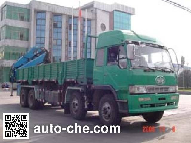 Puyuan PY5310JSQ truck mounted loader crane