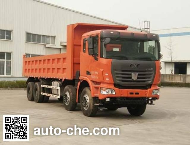 集瑞联合牌QCC3312D656-2自卸汽车