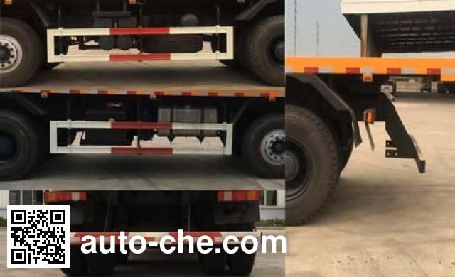 C&C Trucks QCC3312D656P flatbed dump truck