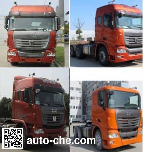 集瑞联合牌QCC4251D644牵引汽车