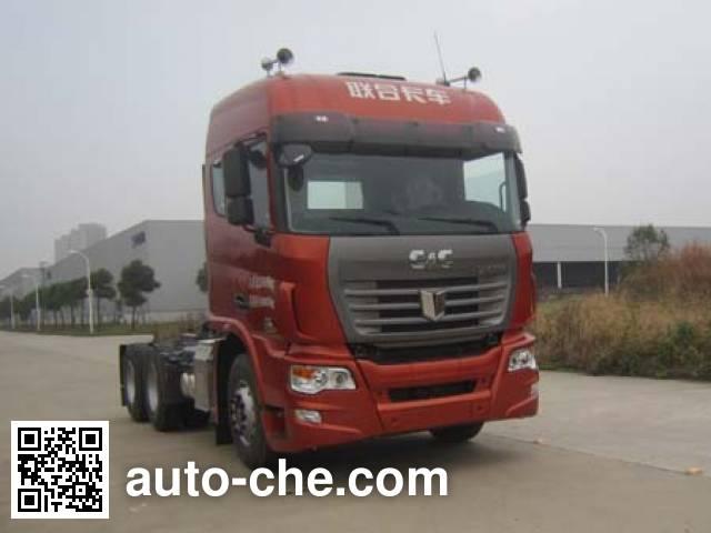 C&C Trucks QCC4252D654-3 tractor unit