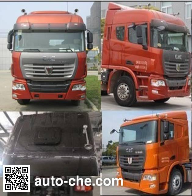 C&C Trucks QCC4252N653W dangerous goods transport tractor unit