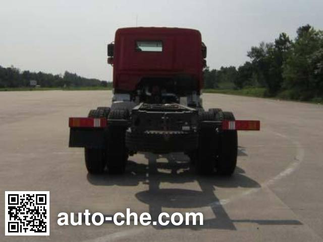 C&C Trucks QCC5341D644-E special purpose vehicle chassis
