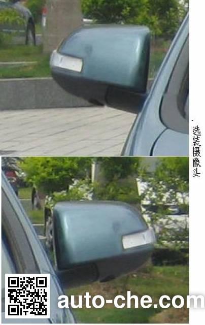 比亚迪牌QCJ7006BEVC纯电动轿车