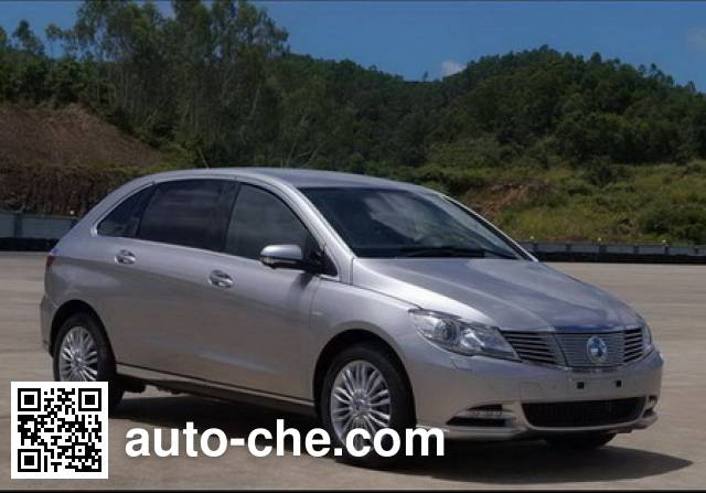 Denza QCJ7007BEV electric car