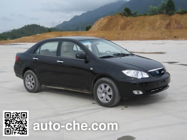 比亚迪牌QCJ7100ADM混合动力轿车