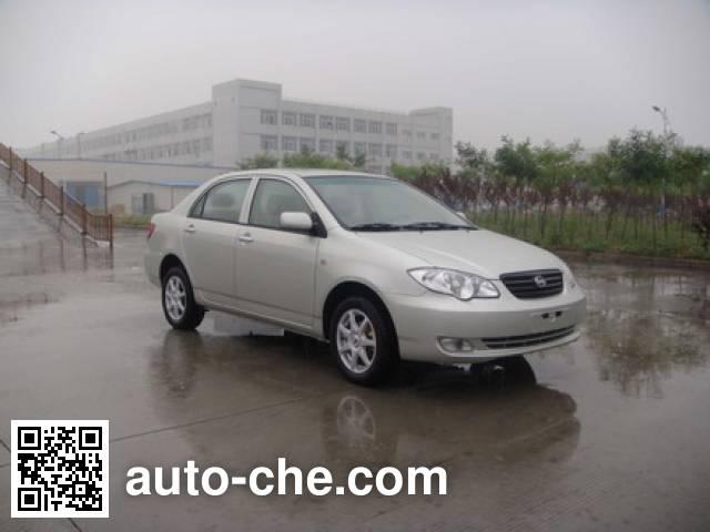 比亚迪牌QCJ7160A4/CNG两用燃料轿车