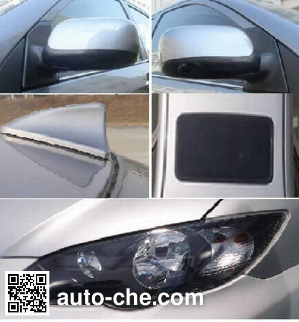 BYD QCJ7160A5 car