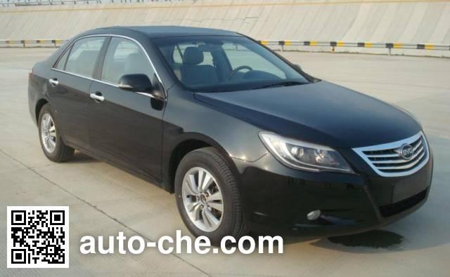 BYD QCJ7201E3/CNG dual-fuel car