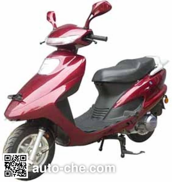 Qida QD125T-2A scooter