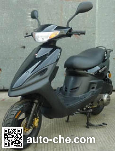 Qida QD125T-2J scooter
