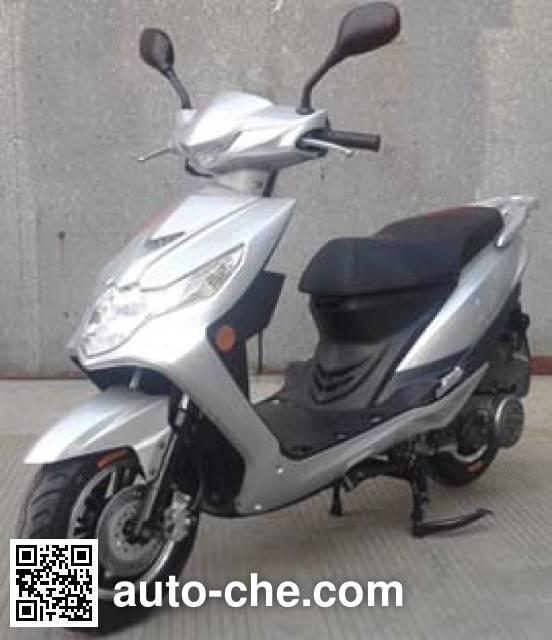 Qida QD125T-2N scooter