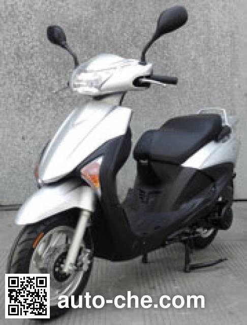 Qida QD125T-2S scooter