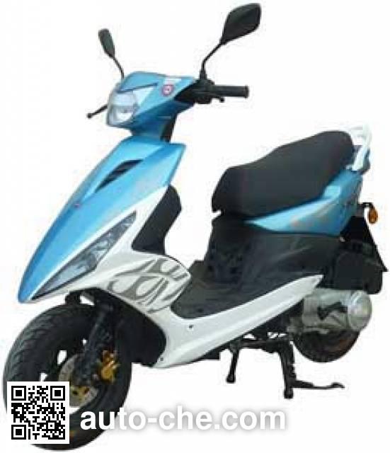 Qida QD125T-2T scooter
