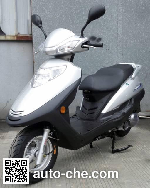 Qida QD125T-2Y scooter
