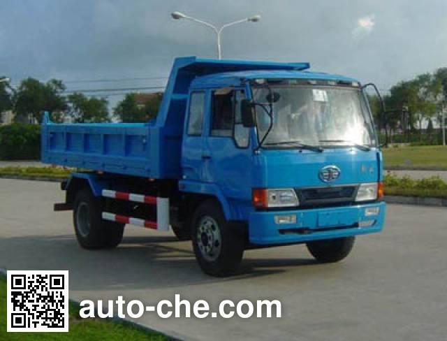 琴岛牌QD3050PK2A84平头柴油自卸汽车