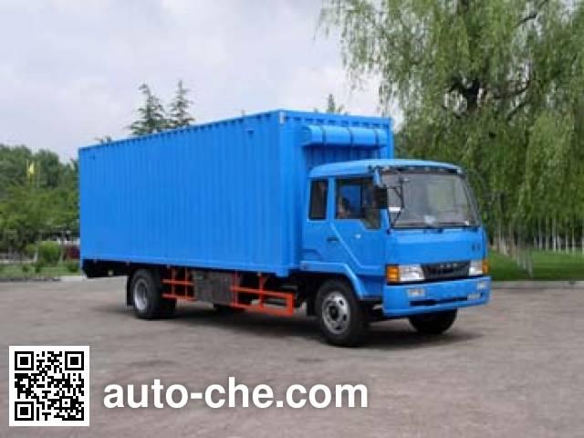 琴岛牌QD5120XXYPK2L4-3厢式运输车