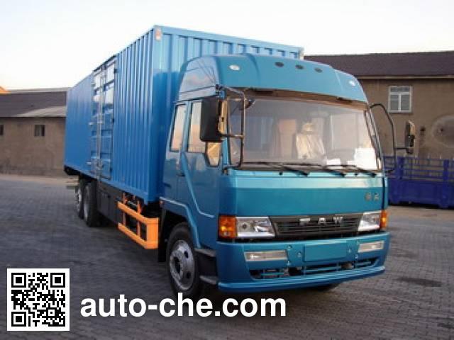 琴岛牌QD5230XXYP1K2L7T2-3厢式运输车