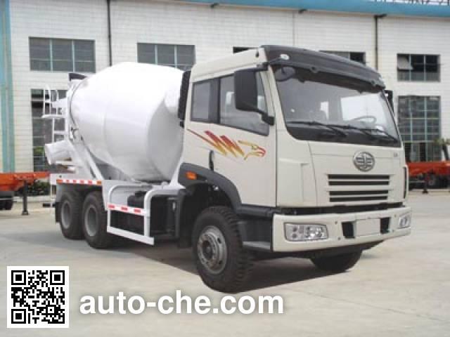 琴岛牌QD5250GJB混凝土搅拌运输车