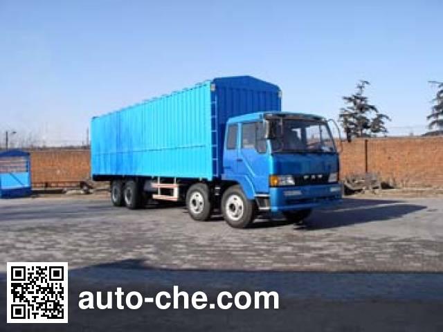 琴岛牌QD5250XXYP1K2L7T4-2厢式运输车