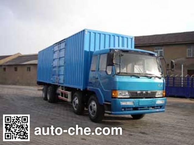 Qindao QD5290XXYP1K2L7T4-3 box van truck